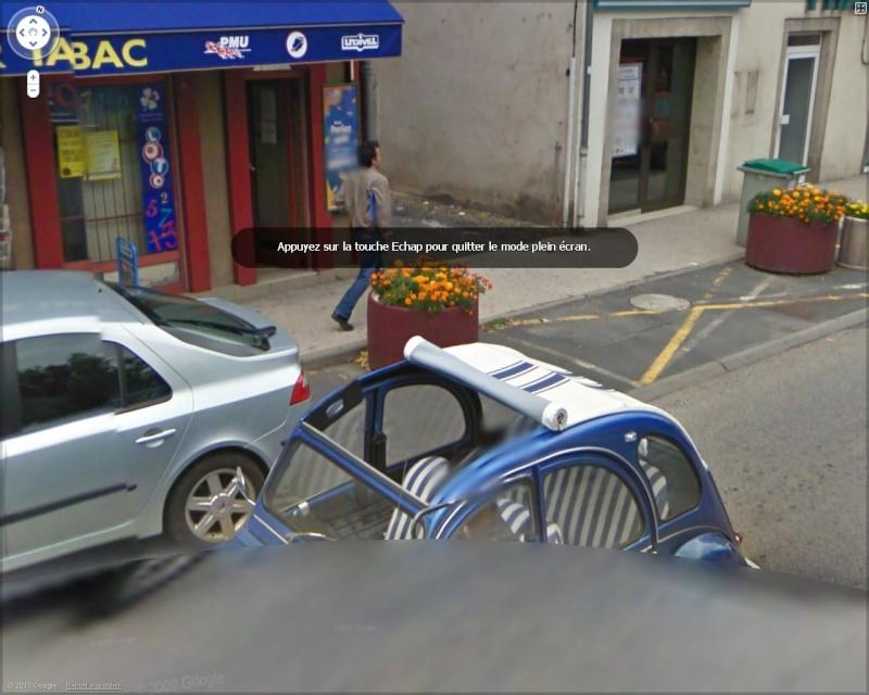 STREET VIEW : La Dodoche - Page 5 2cv211