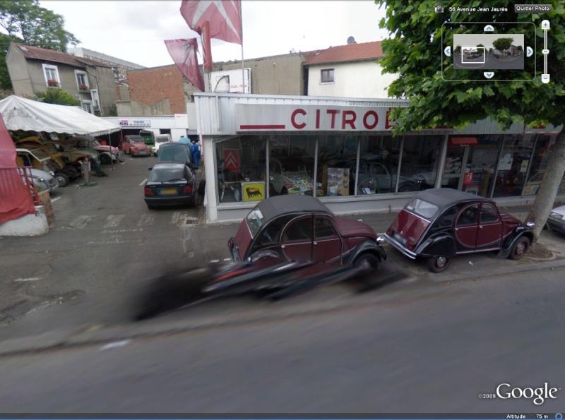 STREET VIEW : La Dodoche 2cv310