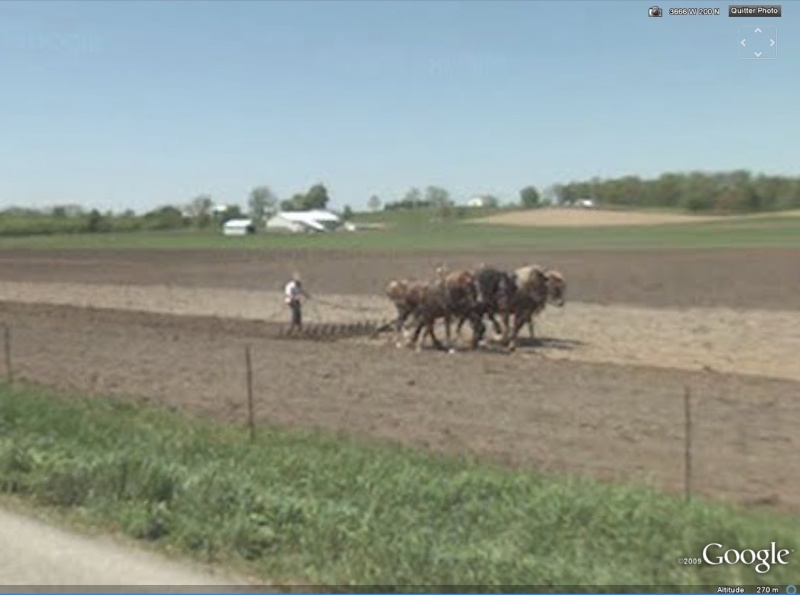 STREET VIEW : à la découverte des Amishs - Page 3 4cv10