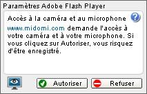 Identifier un morceau de musique. Adobe11