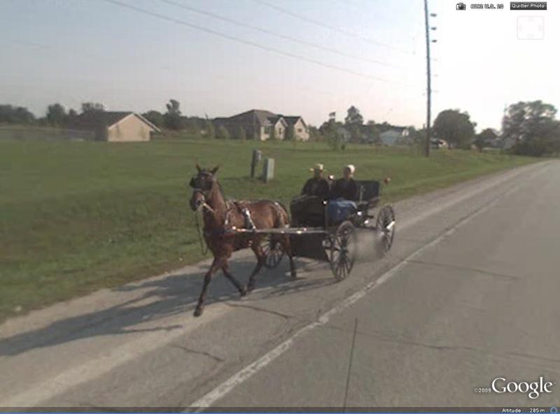 STREET VIEW : à la découverte des Amishs - Page 2 Amish810