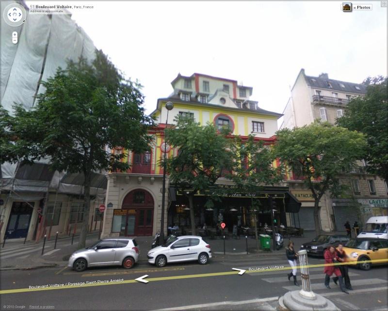 STREET VIEW : Cabarets et salles de spectacles Batacl10
