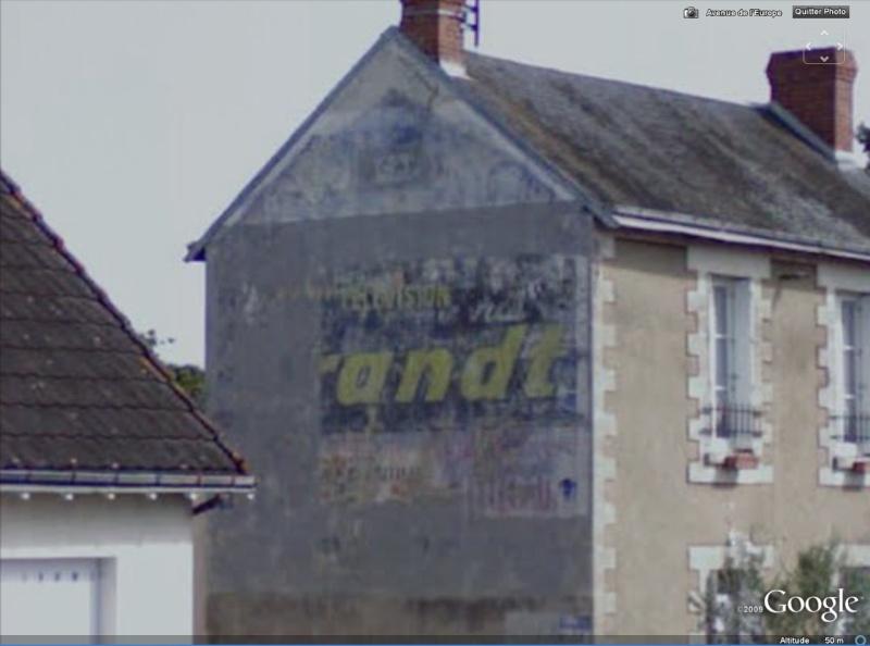 STREET VIEW : Vieilles publicités murales - Page 2 Brandt10