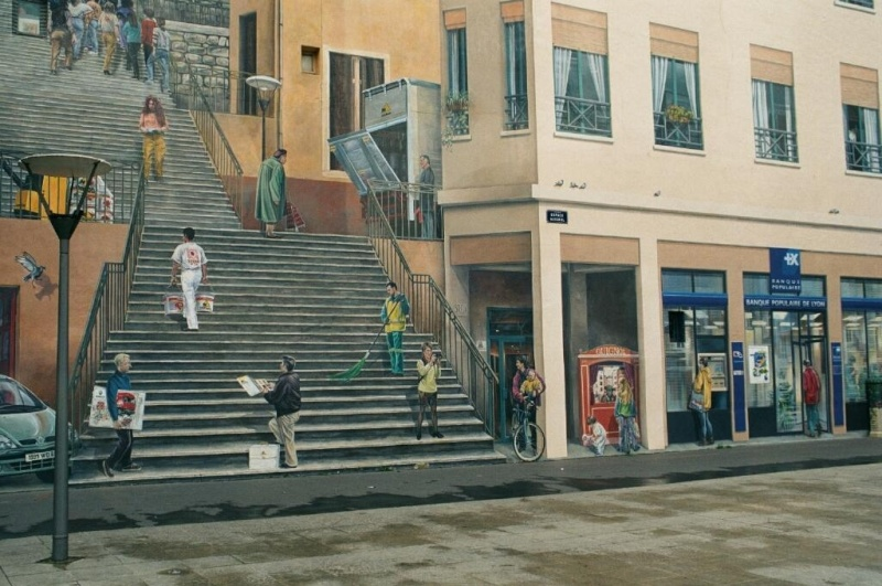STREET VIEW : les fresques murales en France - Page 9 Canuts11