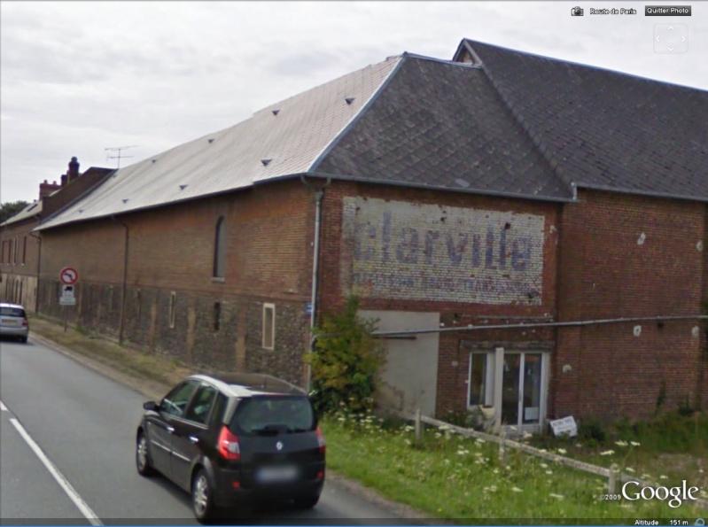 STREET VIEW : Vieilles publicités murales - Page 3 Clarvi10