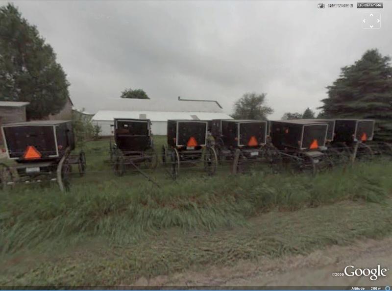 STREET VIEW : à la découverte des Amishs - Page 2 Conces10