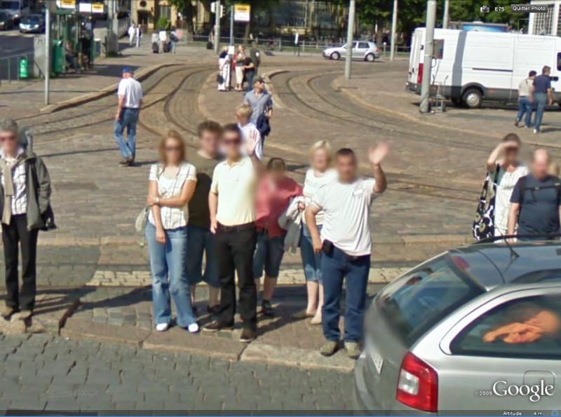 STREET VIEW : un coucou à la Google car  - Page 3 Coucou10