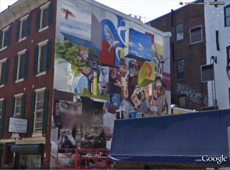 STREET VIEW : les fresques murales - MONDE (hors France) - Page 3 Fresqu10