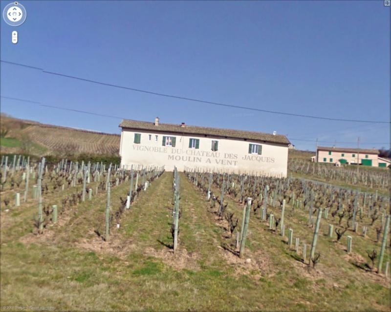 STREET VIEW : Les vignobles Jacque10