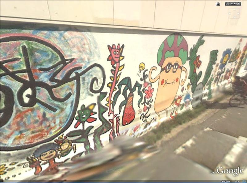 STREET VIEW : les fresques murales - MONDE (hors France) - Page 2 Japon10