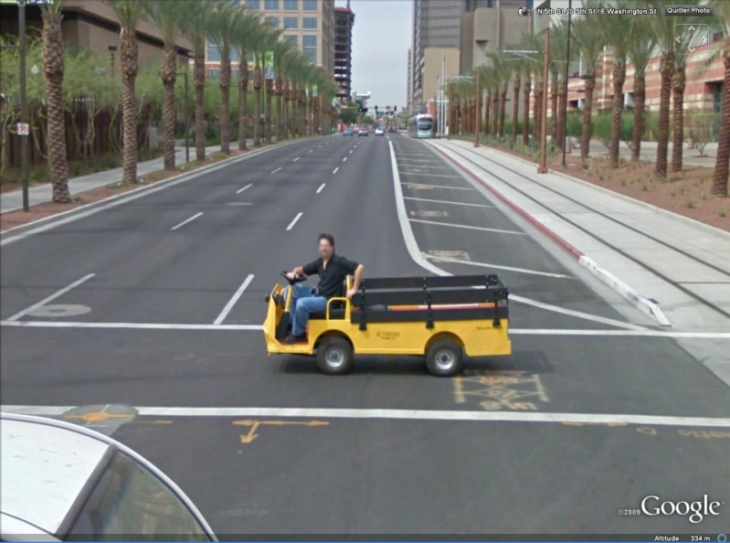 STREET VIEW : Mini camion; Phoenix, Arizona Jouet10
