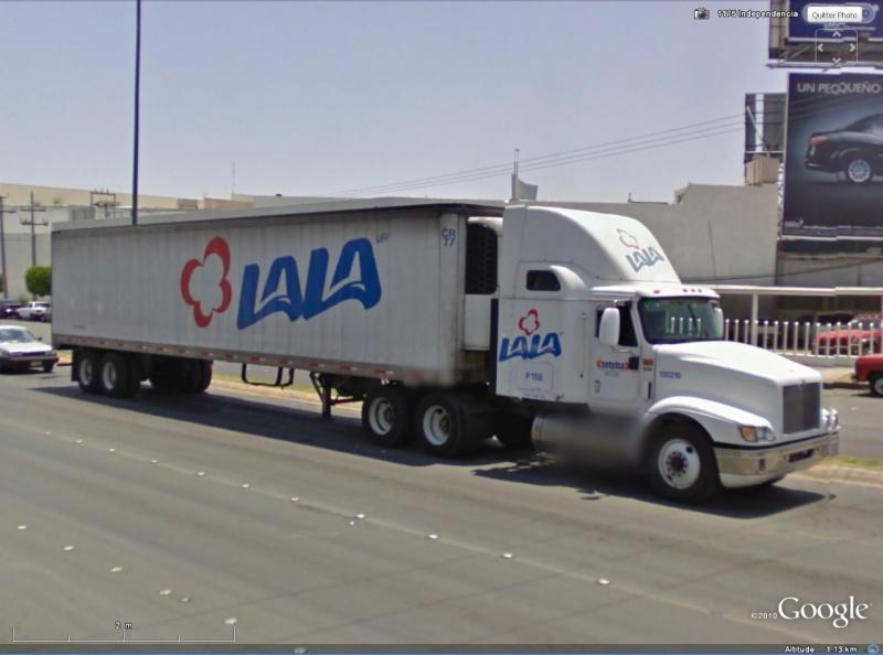 STREETVIEW : Marque LALA, Torreon, Mexique Lala10