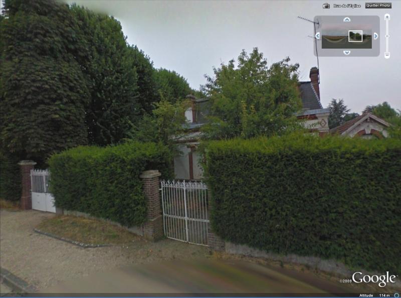 Maison de Landru, Gambais, Yvelines Landru12