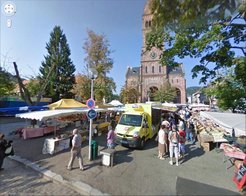 STREET VIEW : les scènes de marchés et brocantes Marche11
