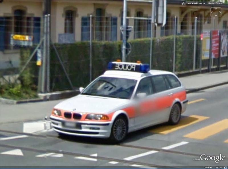 STREET VIEW : véhicules de police du monde - Page 5 Police12