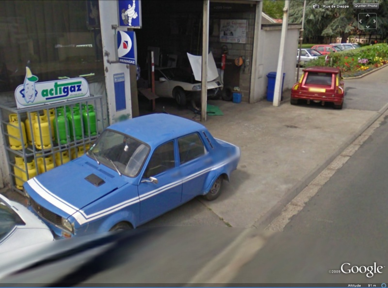 STREET VIEW : belles voitures (France) - Page 4 R1210