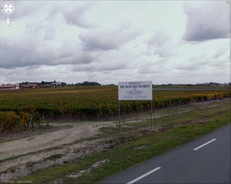 STREET VIEW : Les vignobles Rochem10