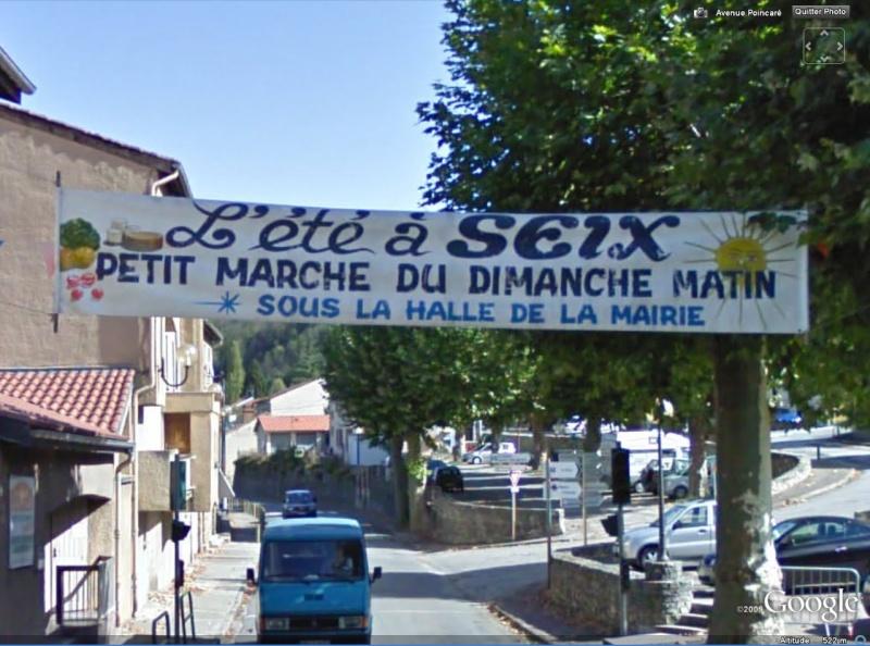 STREET VIEW : les noms de lieu + ou - amusant Seix10