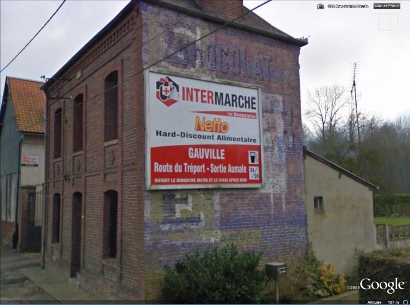 STREET VIEW : Vieilles publicités murales - Page 2 Suze10