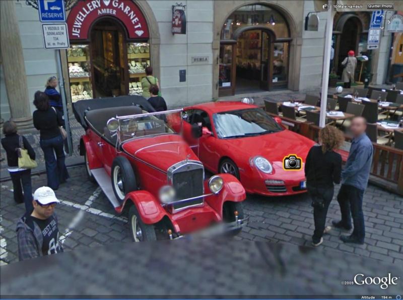 STREET VIEW : belles voitures (Monde) - Page 6 Tacot10