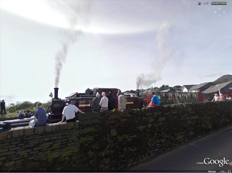 STREET VIEW : Les trains à vapeur dans le monde Vapeur10