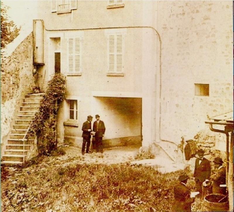 Maison de Landru, Gambais, Yvelines Vernou10