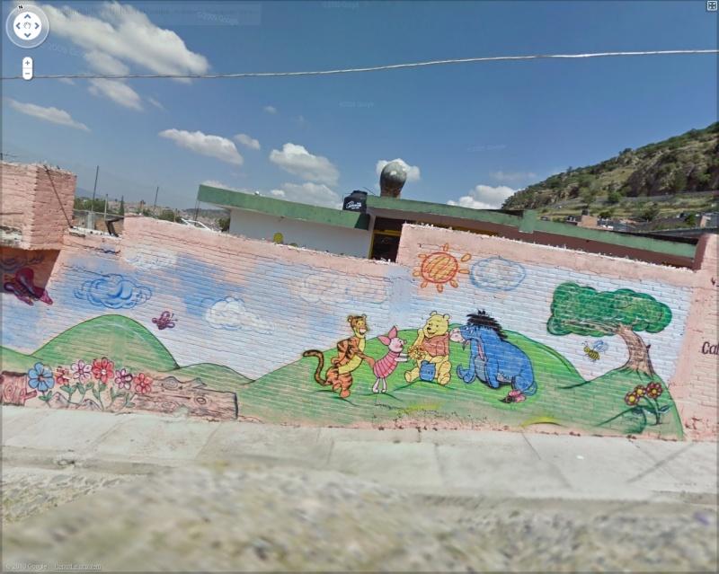 STREET VIEW : les fresques murales - MONDE (hors France) - Page 5 Winnie11