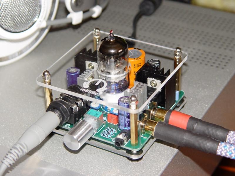 Amp de auscultadores híbrido 6922+IRF610 Dsc03724