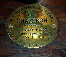 photos des plaques et marques Madail13
