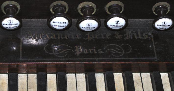 Alexandre 4 jeux 1/2 avec percussion n°38968 Marque11