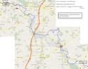 L'itinéraire complet Itinar13