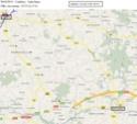 L'itinéraire complet Itinar18