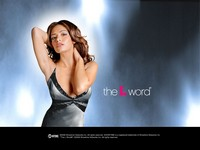 The L Word - Saison 3 - Wallpaper Carmen