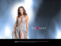 The L Word - Saison 3 - Wallpaper Dana