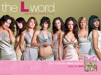 The L Word - Saison 3 - Wallpaper DVD