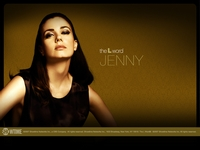 The L Word - Saison 5 - Wallpaper Jenny