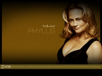 The L Word - Saison 5 - Wallpaper Phyllis