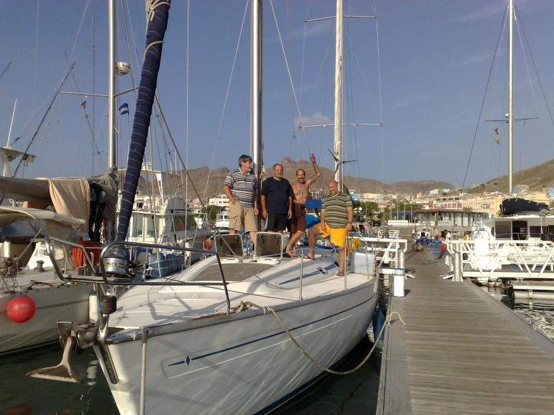 Viagem à vela entre Mindelo (Cabo Verde) e Luanda (Angola) Adrian10