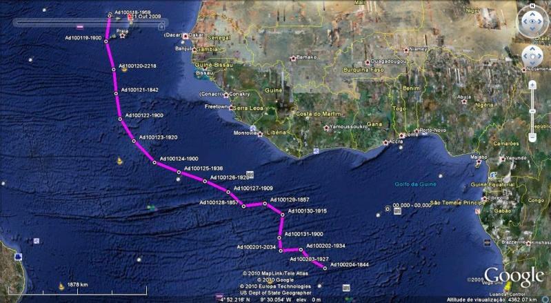 Viagem à vela entre Mindelo (Cabo Verde) e Luanda (Angola) Adrian14