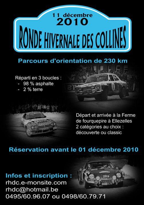 {orientation}1° Ronde hivernale des collines (11/12/10) Affich10