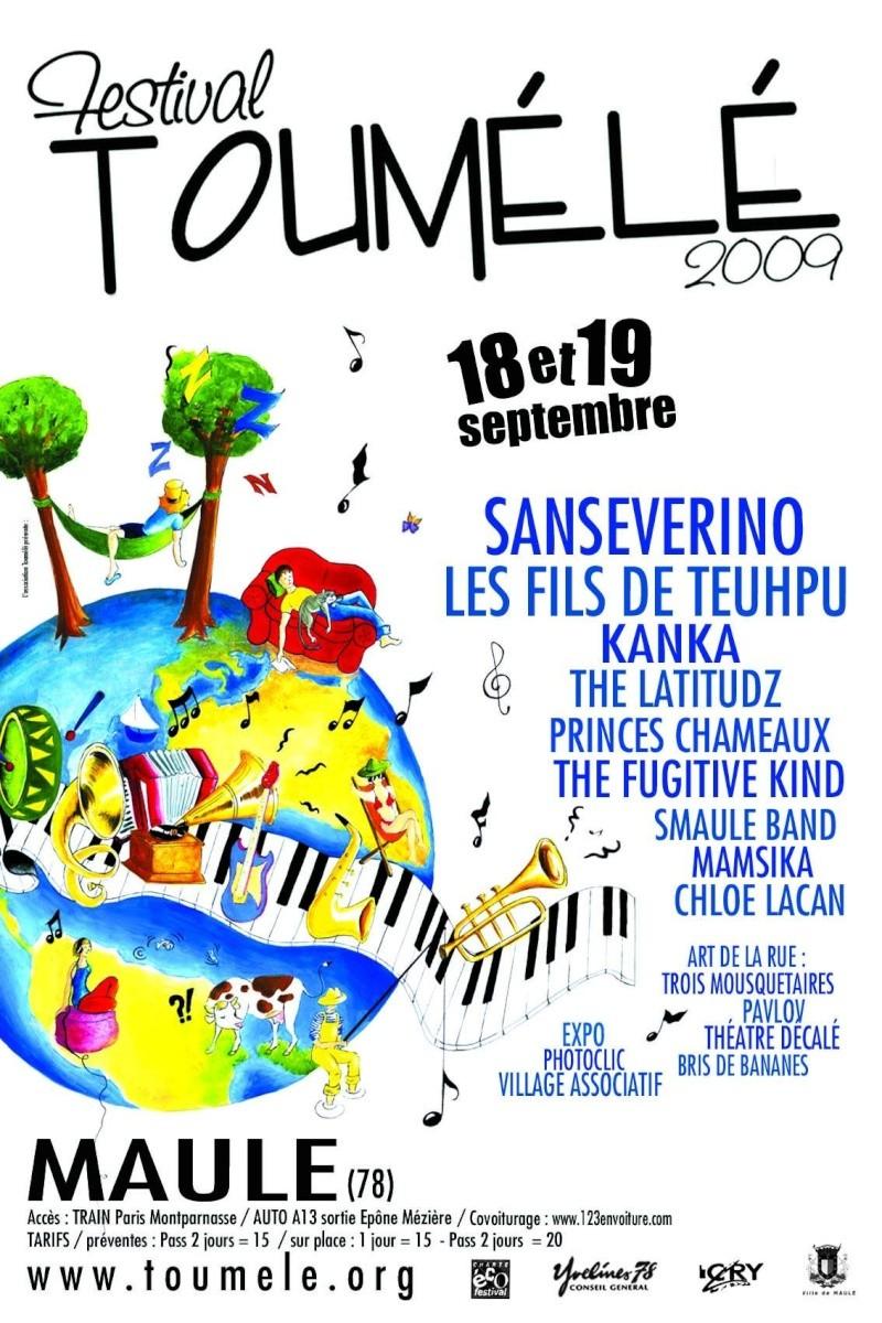 Toumélé 2009 Affich10