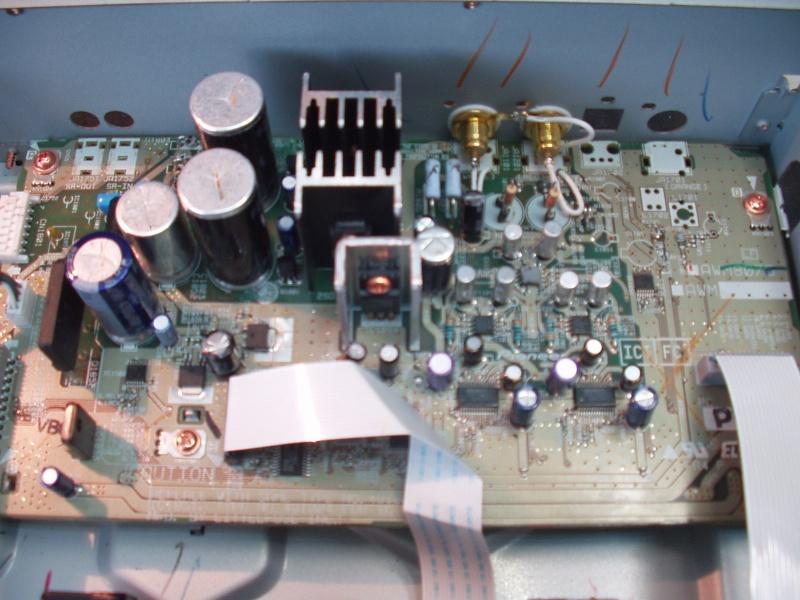 Upgrade Pioneer PD-6-J Versão 2 a valvulas P1010025