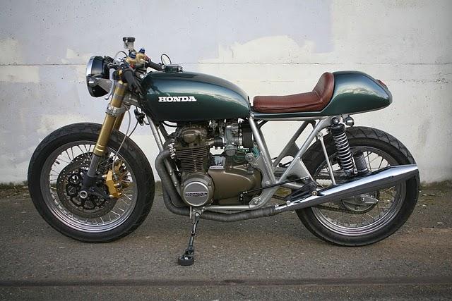 honda 550 Honda510