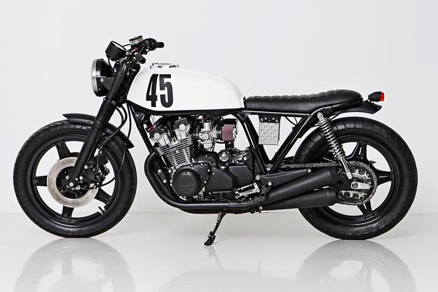 4 pattes racer blanc Honda_13