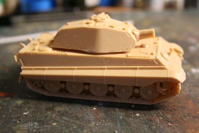 TIGER II  Porsche (Panzermodel) Img_5464