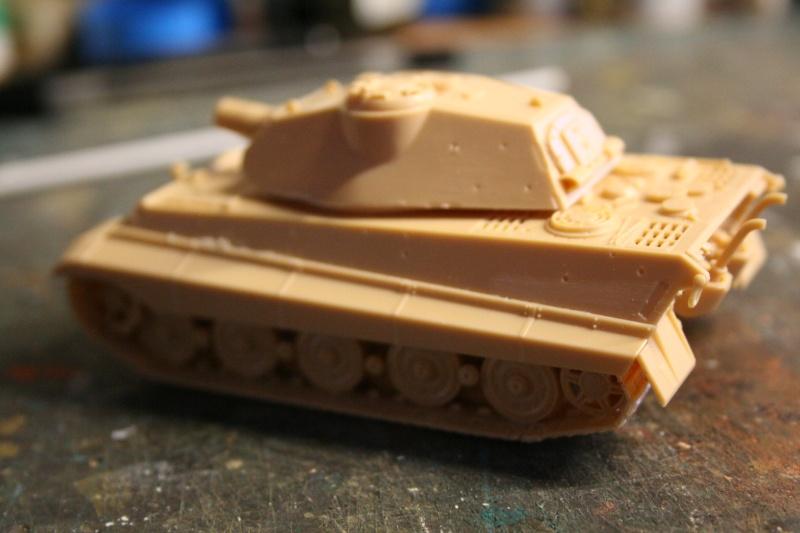 TIGER II  Porsche (Panzermodel) Img_5465