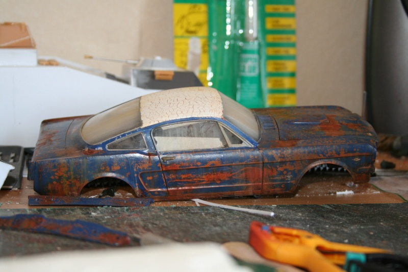 peinture - (panzer-model) Shelby Mustang 350 GT H - Page 3 Img_5814