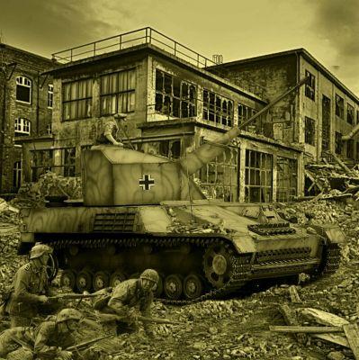Panzer IV Asgard, An 2050  (Panzermodel) Normal10
