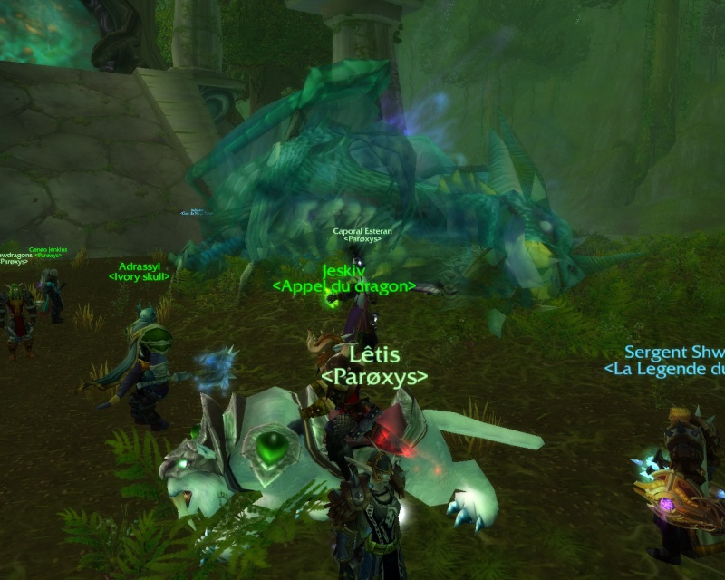Les Dragons du Cauchemar Wowscr33