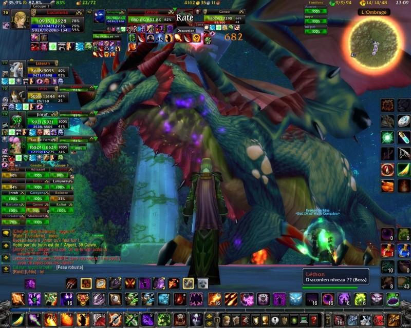 Les Dragons du Cauchemar Wowscr40